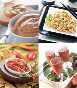 essential healthy foods